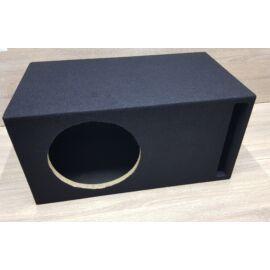 """Bass-reflex láda 10""""(25cm)-os mélynyomónak 45L/38hz"""